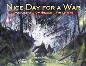Nice Day For A War cover
