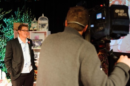 Book awards TV interview, May 2012 (Mark Tantrum/Booksellers)